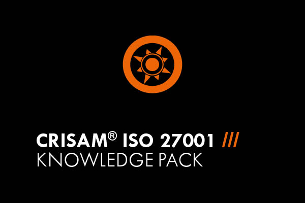 CRISAM ISO 27001 Knowledge Pack
