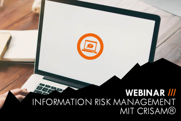 Information Risk Management mit CRISAM®